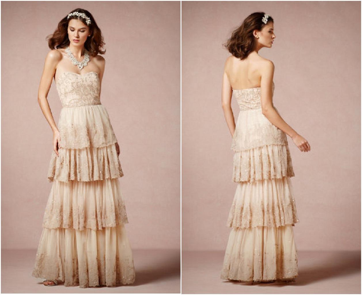 Romantic Wedding Dresses