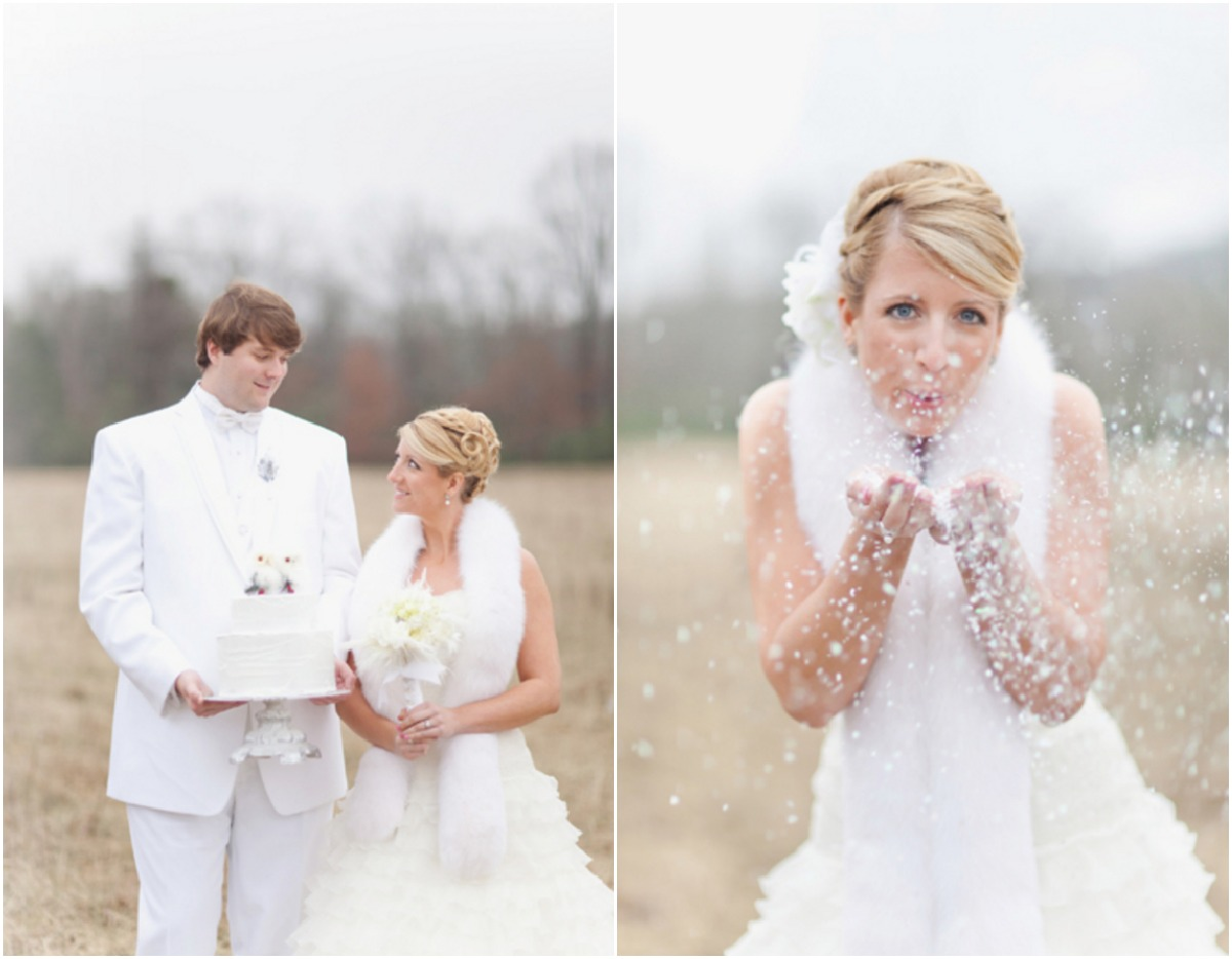 Inspiration For A Winter Wedding