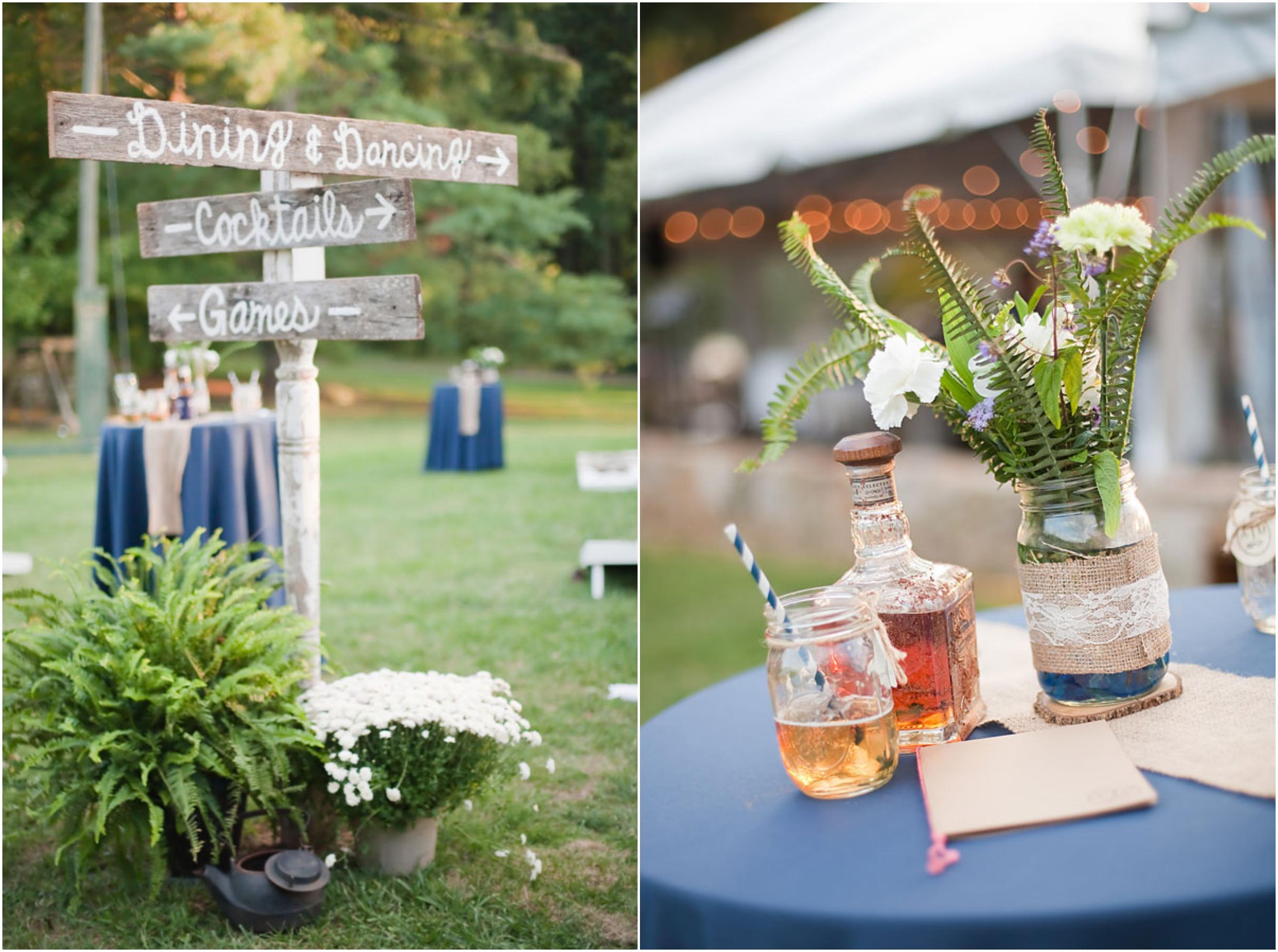 Southern Farm Wedding In Virginia
