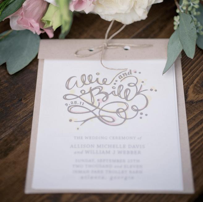 Rustic Chic Invitations