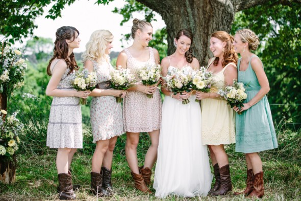 Red Prom Dresses Cheap: VINTAGE STYLE COUNTRY WEDDING