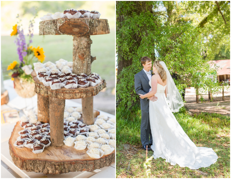 Wedding On A Family Farm