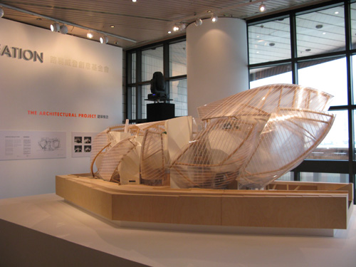 Foundation Louis Vuitton - frank gehry