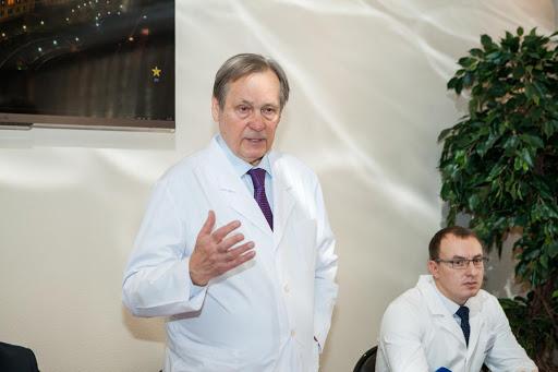 академик Чучалин и первая трансплантация легких