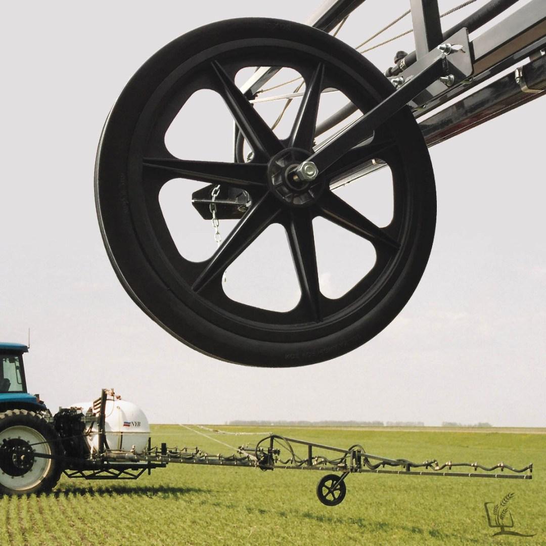 Demco 1250 Spraying Field