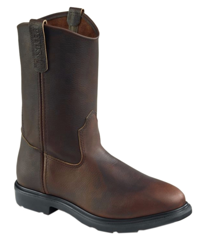 Red Wing Men's 11-inch Pull On Work