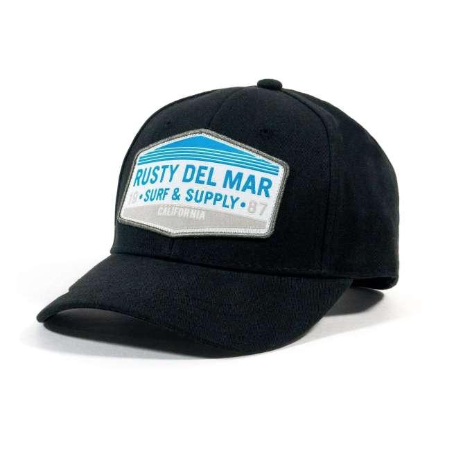 Kids Surf Hat in Black