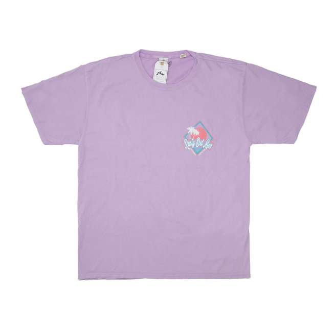 Tight Ship Short Sleeve T-Shirt in Lavender