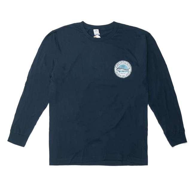 Salty Fish Long Sleeve T-Shirt
