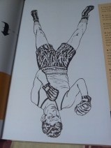 Page 25: Exercise on drawing an inverted boxer