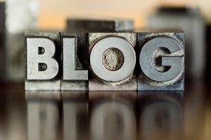 Blog is a Four Letter Word