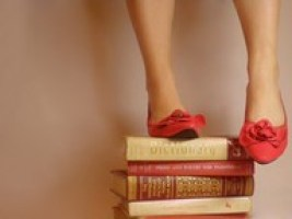 shoes-on-books
