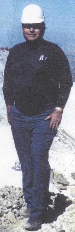 Geologist Don Fife