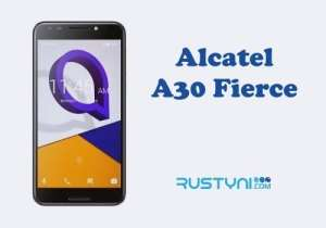 MetroPCS Alcatel A30 Fierce User Manual