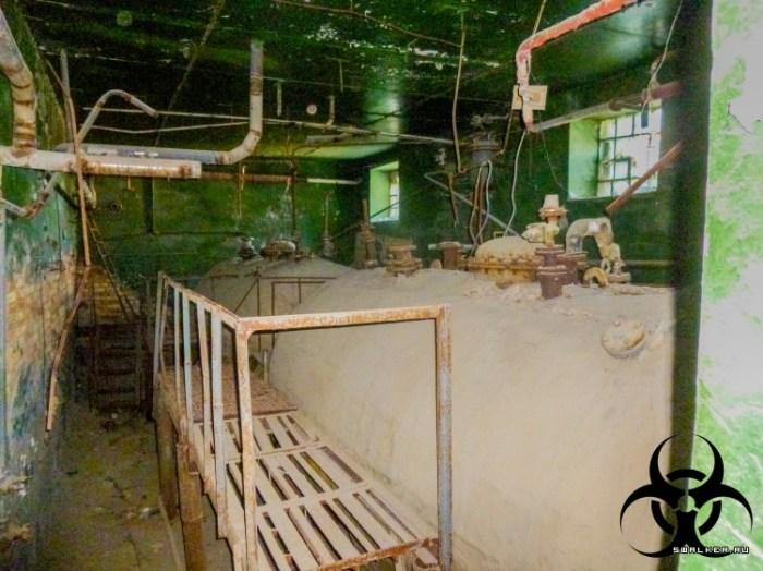 Аральск-7 фабрика смерти, остров Возрождения, Узбекистан
