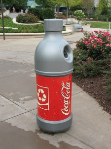 Coke Buys 50,000 Blue Carts for Chicago, Gets Bonus ...
