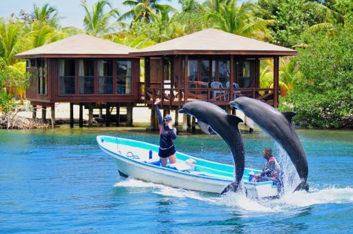 Foto: Hotel Anthony´s Key Resort, Roatán, Honduras.