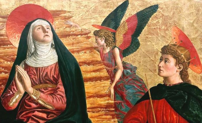 Andrea del Castagno - Assomption de Nôtre Dame