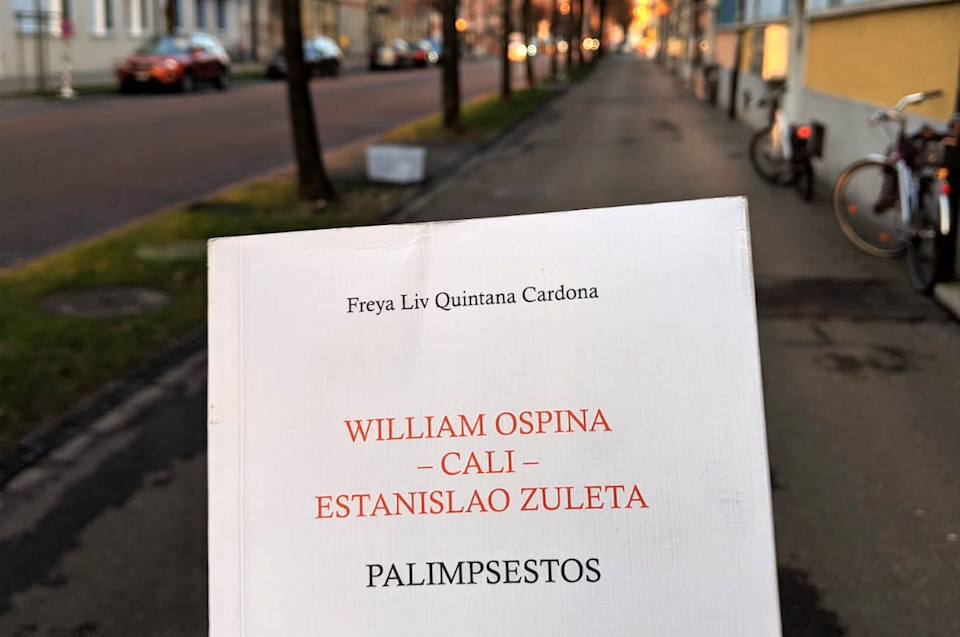 Estanislao Zuleta y William Ospina
