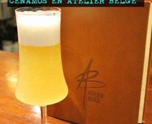 Restaurantes Atelier Belge