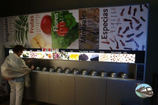 Sala 3 museo Vivanco
