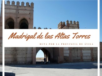 Madrigal de las Altas Torres