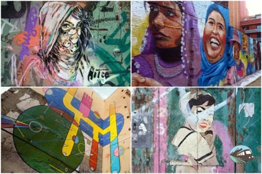 Murales de Barcelona