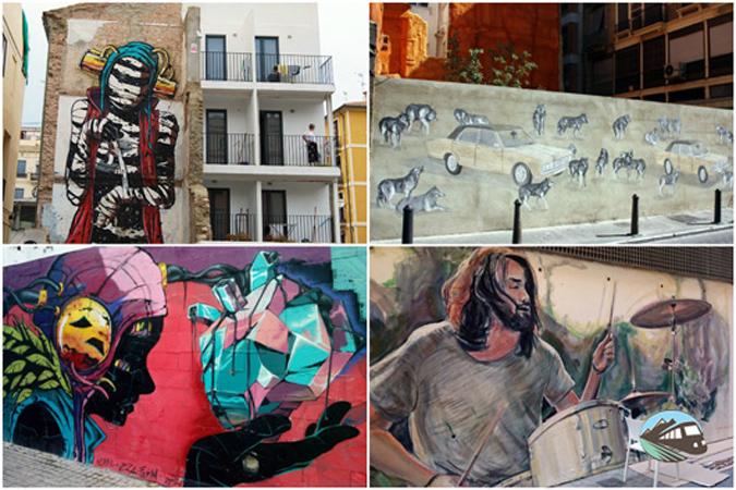 Murales de Valencia