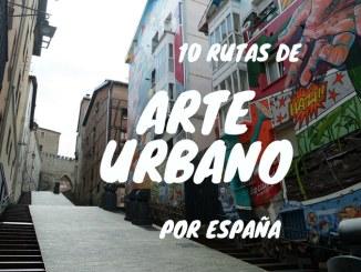 Ruta arte urbano