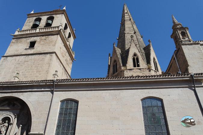 Iglesia Santa María de Palacio