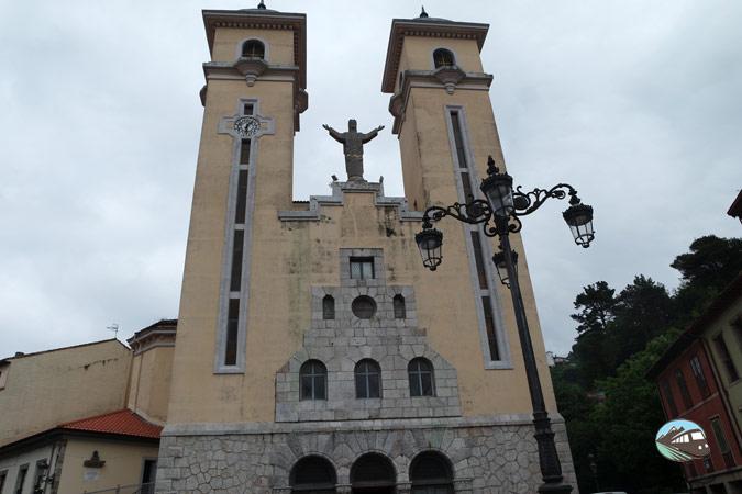Iglesia Sta María Magdalena
