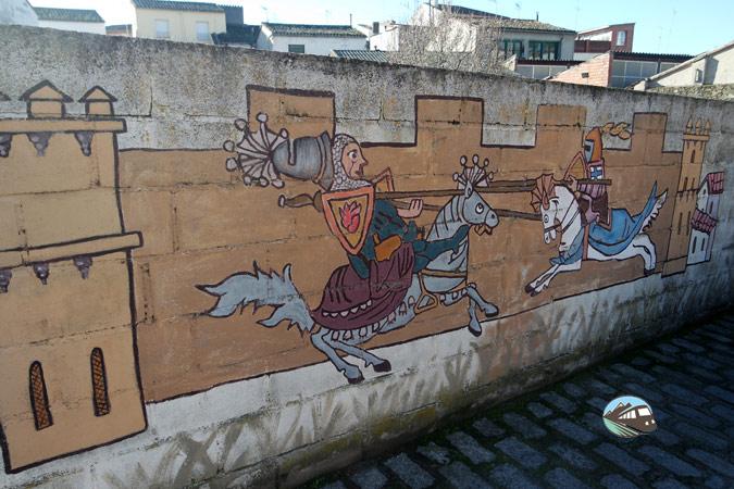 Arte Urbano de Oropesa