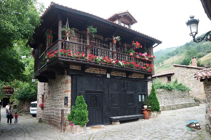 Casas tipo montañés