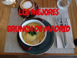 Brunch Madrid