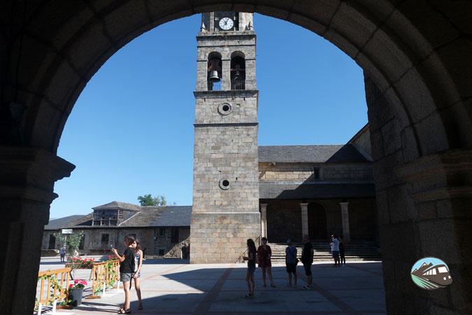 Iglesia de Nuestra Señora del Azogue