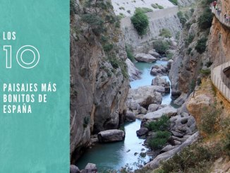 paisajes más bonitos de Espana