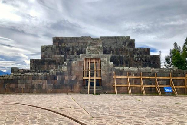 piramide ica vilcashuaman
