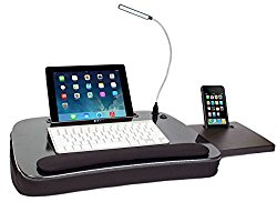 Lap desk (This image is from Amazon.com)