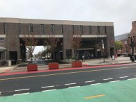 And voilà, the College Ave Student Center!