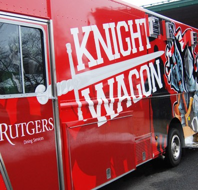 Knight Wagon