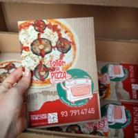 Taller de PIZZA, diseño de la nueva imagen