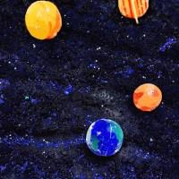 [TUTORIAL] Caja Sensorial del ESPACIO, con MoonSand