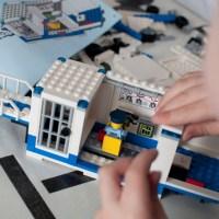 trabajar la baja tolerancia a la frustración, jugando con LEGOcity