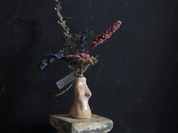 Venus Vase No 8 Flora