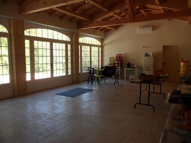 Beautiful Studio Space at Haut Baran