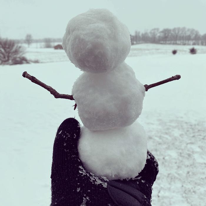 little-snowman