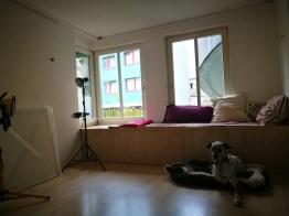 Atelier RuthEECordes in der Marterburg, Bremen-Schnoor