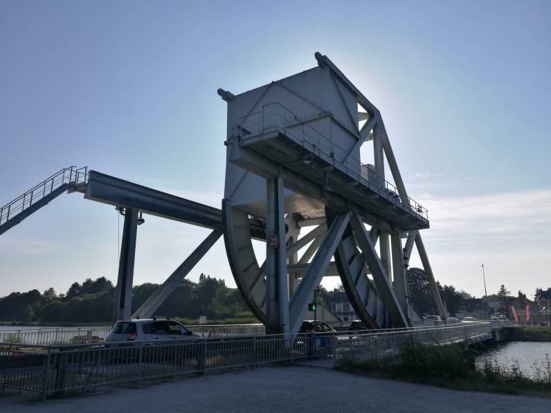 Pegasusbrücke in Bénouville