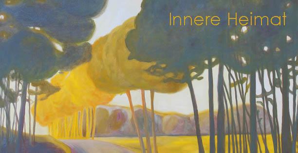 Innere Heimat - Ausschnitt - | Öl auf Leinwand | 83 x 93 cm | 2018
