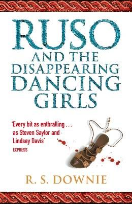 Cover of Ruso and the Disappearing Dancing Girls